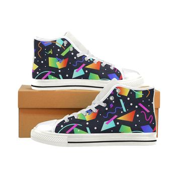 City Bus High Top Sneakers