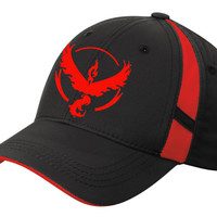 Pokemon Go, Pokemon Go Hat, Pokemon Go Team Red, Pokemon Go Team, Team Valor Pokemon Go, , Team Red, Pokemon Hat, Pokemon Cap