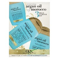 OGX® Renewing Argan Oil of Morocco 3 piece Starter Kit