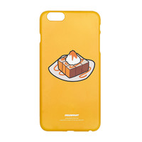 HONEYBREAD MUSTARD I PHONE6/6+ CASE