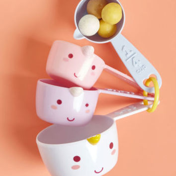 Little Myth Sunshine Elodie Unicorn Measuring Cups