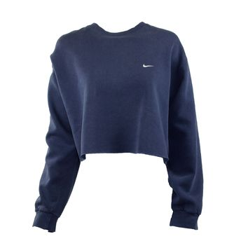 72e36825 Reworked Vintage Cropped Nike Sweater