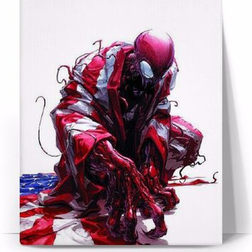 American Carnage Canvas