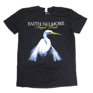 Faith No More: Angel Dust Shirt - Black