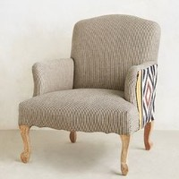 Dhurrie Chair by Anthropologie