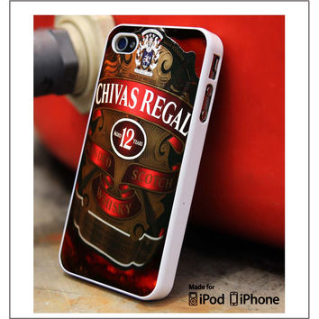 Chivas Regal iPhone 4s iPhone 5 iPhone 5s iPhone 6 case, Galaxy S3 Galaxy S4 Galaxy S5 Note 3 Note 4 case, iPod 4 5 Case