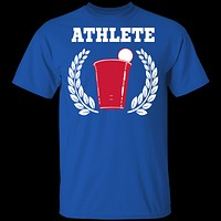 Athlete Beer Pong T-Shirt