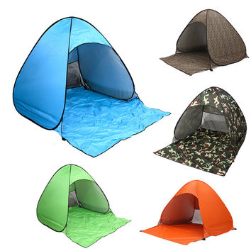 Outdoor Tents Durable Quick Automatic Opening UV Protection Tent