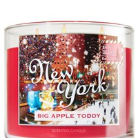 3-Wick Candle New York - Spiced Apple Toddy
