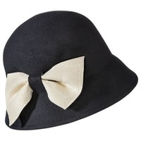 Merona® Cloche Hat - Black