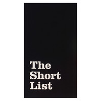 The Short List Notepad