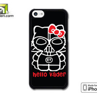 Hello Darth Vader iPhone 5c Case Cover by Avallen