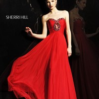 Sherri Hill 2845 Prom Dress 2013