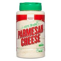 100% Grated Parmesan Cheese 16 oz - Market Pantry™ : Target