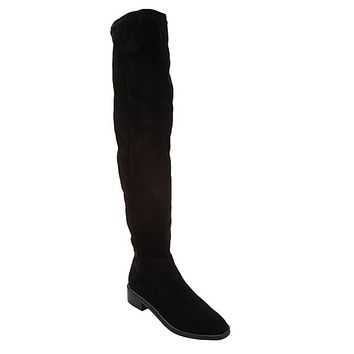 Franco Sarto Bailey Faux Suede Over-the-Knee Boots