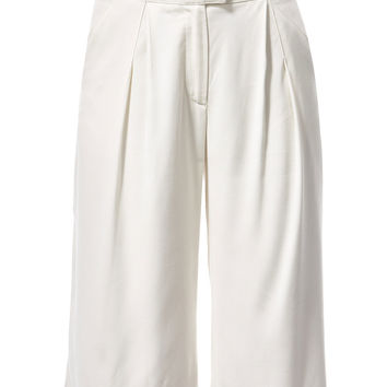 Veronica Beard The White Culotte