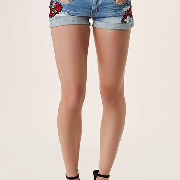 Machine The Perfect Patch Shorts