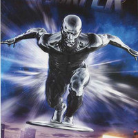 Silver Surfer Fantastic Four Movie Poster 22x34