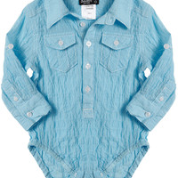 Baby Boy's Bright Shirt Grow - Bardot Junior