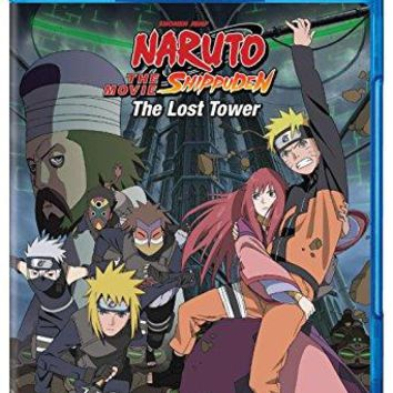Various - Naruto Shippuden the Movie: Lost Tower