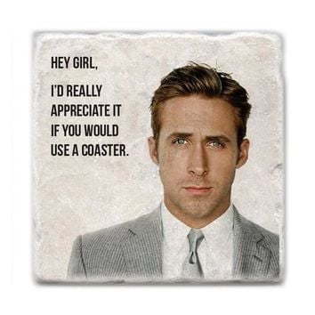 Hey Girl - Set of 4