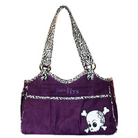 Pet Flys Bon Ami Dog Tote - Skully