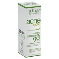 Alba Botanica Acne Dote Invisible Treatment Gel, 0.5 OZ - Walmart.com