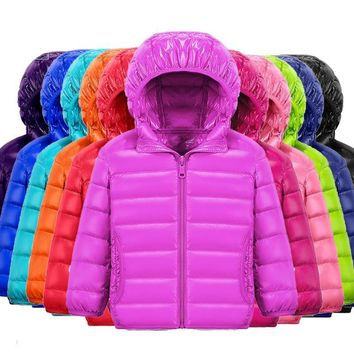Black, Blue, Orange, Violet, Pink Collection Kid Child Baby Toddler New Born Infant Winter Snow Coat