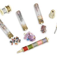 Embroiderer's Cane - Recent Acquisitions | M.S. Rau Antiques