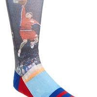 Men's Stance 'Brent Barry' Socks - Red