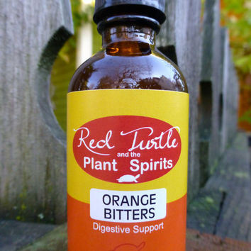 Orange Bitters Tincture, Organic, 2 fl.oz.