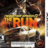 Need for Speed: The Run - Nintendo 3DS Game Only