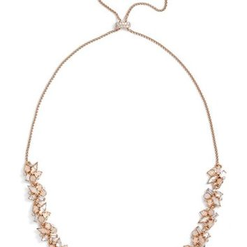 Kendra Scott 'Andrina' Crystal Collar Necklace | Nordstrom