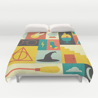 Harry Potter Duvet Cover by Ariel Wilson | Society6