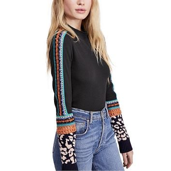Free People - Switch It Up Cuff Thermal Top In More Colors