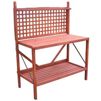 Walmart: Atlantic Outdoor Wood Potting Bench