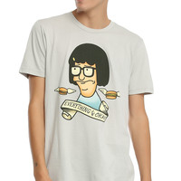 Bob's Burgers Everything Is Okay Tina Belcher T-Shirt