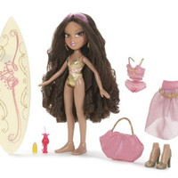 Bratz Spring Break Doll - Yasmin