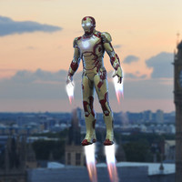 Iron Man Suit at Firebox.com