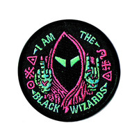 Black Wizards Patch