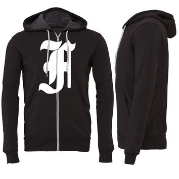 Finally Famousf Zipper Hoodie