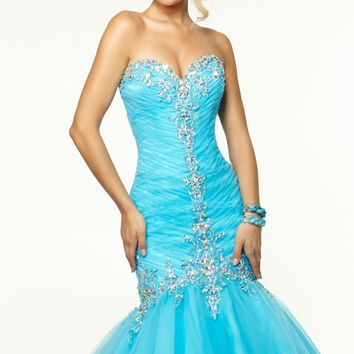 Paparazzi by Mori Lee 97084 Dress
