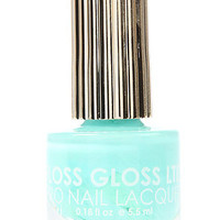Floss Gloss The Nail Lacquer in Wavepool : Karmaloop.com - Global Concrete Culture