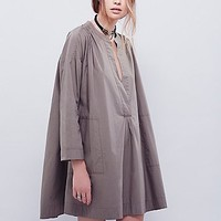 Free People Womens Crazy For You Tent Dress