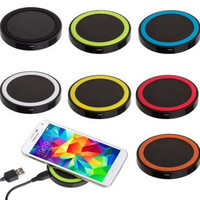Cool Mini Qi Wireless Charging Pad
