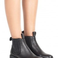 Jeffrey Campbell Shoes ZEVON Booties in Black