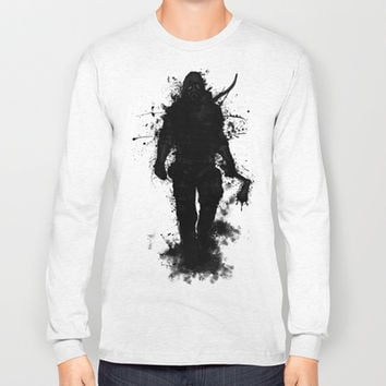 Apocalypse Hunter Long Sleeve T-shirts by Nicklas Gustafsson