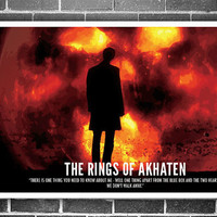The Rings of Akhaten - Doctor Who Inspired Poster
