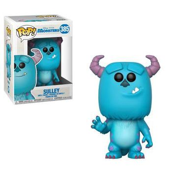 Sulley Funko Pop! Disney Monsters Inc