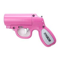 Amazon.com: Mace Pepper Spray Gun - Pink with Pepper Spray Cartridge and a Water Practice Cartridge: Everything Else